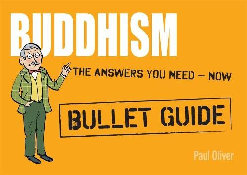 Buddhism (Bullet Guides) (1444134914) by Oliver, Paul