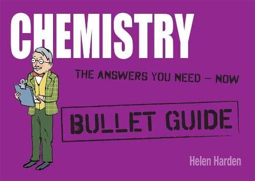 Chemistry (Bullet Guides): Harden, Helen