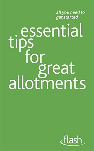 9781444135725: Essential Tips for Great Allotments