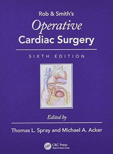 9781444137583: Operative Cardiac Surgery, Sixth Edition