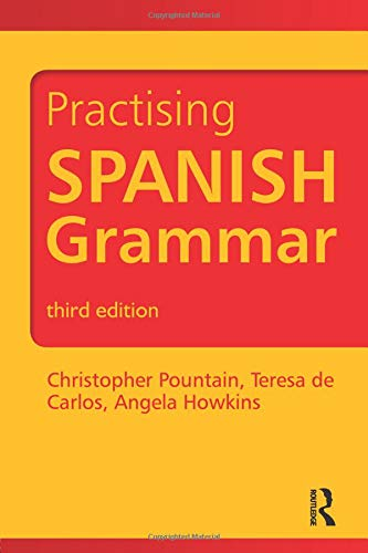 9781444137705: Practising Spanish Grammar: Volume 1 (Practising Grammar Workbooks)