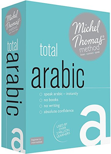 9781444138023: Total Arabic (Learn Arabic with the Michel Thomas Method)