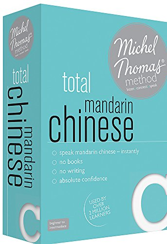 9781444138030: Total Mandarin Chinese (Learn Mandarin Chinese with the Michel Thomas Method)