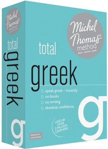 9781444138047: Total Greek with the Michel Thomas Method