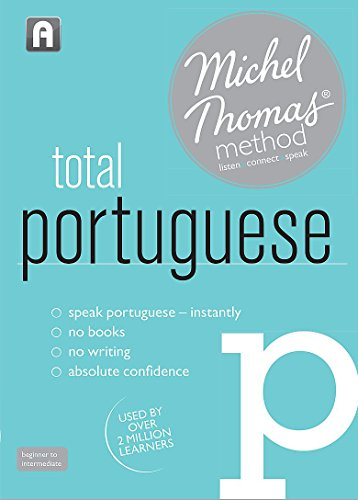9781444138061: Total Portuguese (Learn Portuguese with the Michel Thomas Method)
