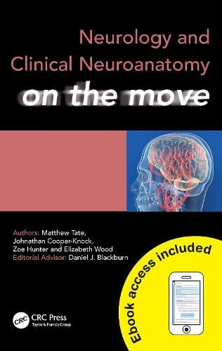 9781444138320: Neurology and Clinical Neuroanatomy on the Move (Medicine on the Move)