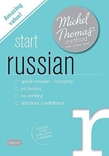 9781444139143: Start Russian with the Michel Thomas Method