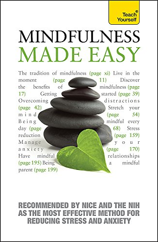 9781444139693: Mindfulness Made Easy: Teach Yourself
