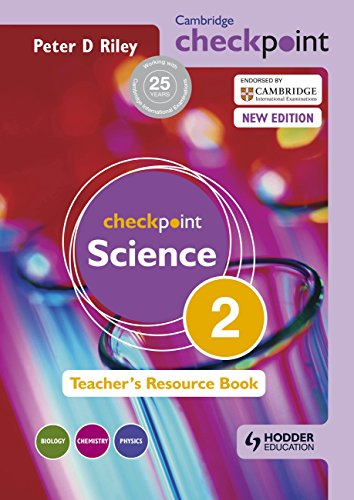 9781444143812: Cambridge Checkpoint Science Teacher's Resource Book 2 (Cambridge Secondary)