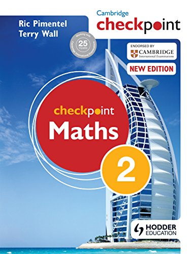 Cambridge Checkpoint Maths Student's Book 2 (1444143972) by Terry Wall; Ric Pimentel