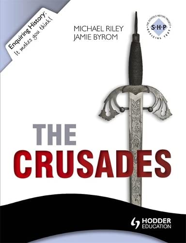 9781444144512: Enquiring History: The Crusades: Conflict and Controversy, 1095-1291 (EH)