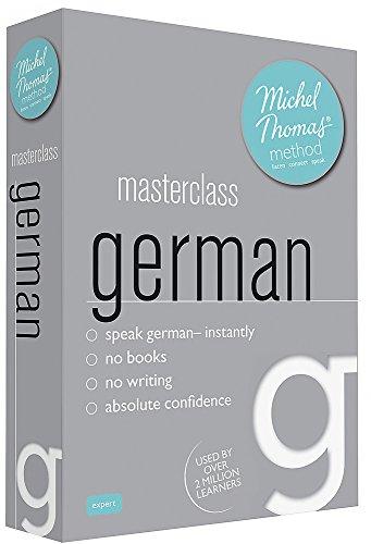 9781444144833: Masterclass German (Learn German with the Michel Thomas Method)