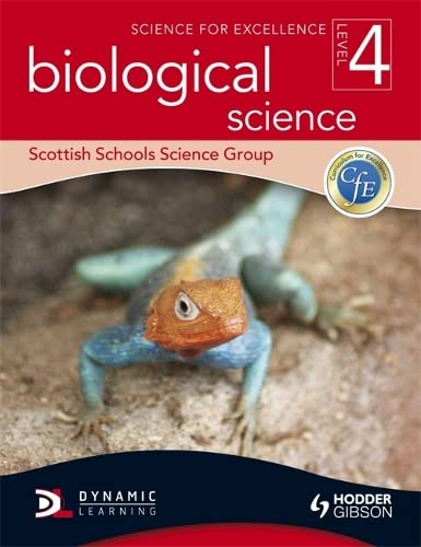 9781444145236: Science for Excellence. Level 4 (CFE)