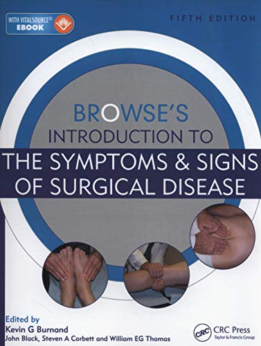 9781444146035: Browse's Introduction to the Symptoms & Signs of Surgical Disease 5E