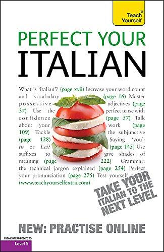 9781444151053: Perfect Your Italian