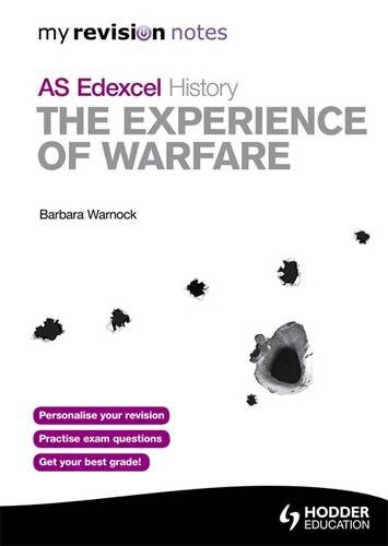 9781444152197: Experience of Warfare: My Revision Notes Edexcel As History