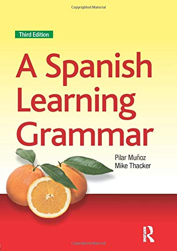 9781444157338: A Spanish Learning Grammar (Essential Language Grammars) (Volume 2) (Spanish Edition)