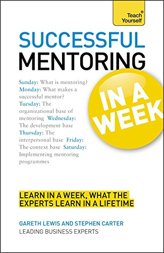 9781444159882: Teach Yourself Successful Mentoring in a Week
