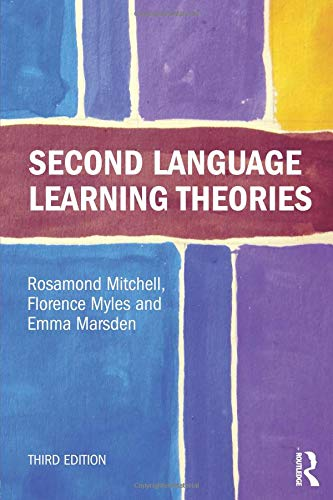 9781444163100: Second Language Learning Theories