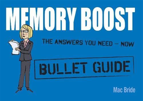 Memory Boost (Bullet Guides): Mac Bride