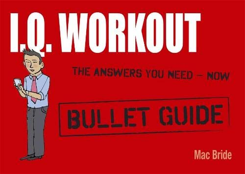 9781444163674: IQ Workout (Bullet Guides)
