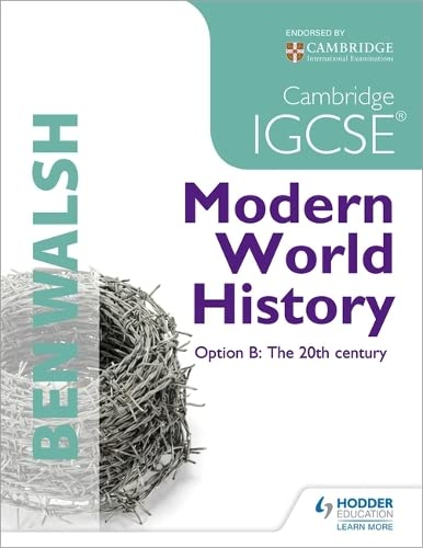 9781444164428: Cambridge IGCSE Modern World History (History In Focus)