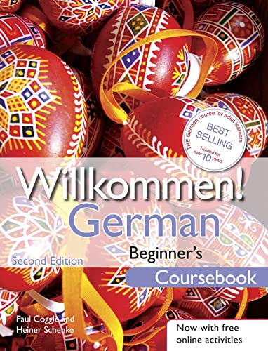 9781444165159: Willkommen German Beginner's Course: Coursebook