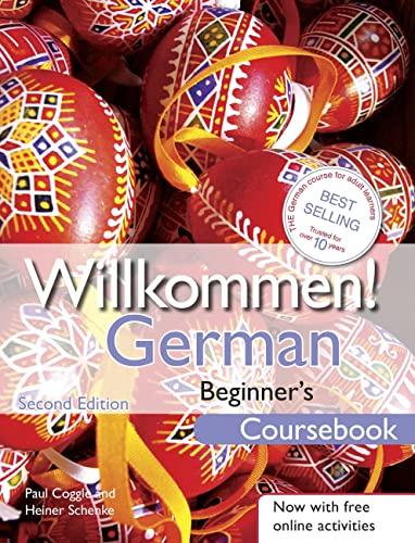 9781444165159: Willkommen! German Beginner's Course 2ED Revised: Coursebook