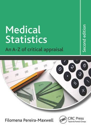 9781444167344: Medical Statistics: An A-Z Companion, Second Edition (Pocket (CRC))