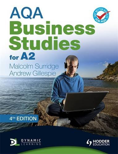 9781444168204: Aqa Business Studies for A2. (AQA A Level Business)