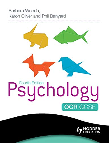 9781444168310: OCR GCSE Psychology First