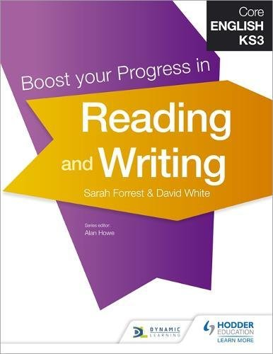 9781444169010: Core English KS3 Boost your Progress in Reading and Writing