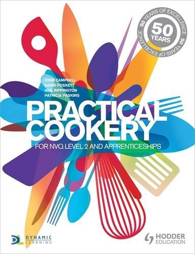 9781444170085: Practical Cookery, 12th Edition: For NVQ and Apprenticeships