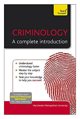 9781444170238: Criminology - The Essentials: Teach Yourself