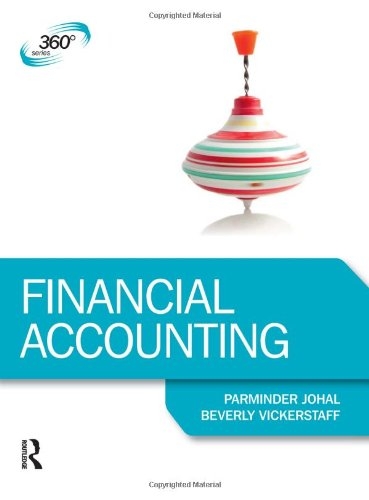 9781444170412: Financial Accounting (360 Degree Business)