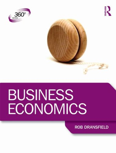 9781444170450: Business Economics (360S)