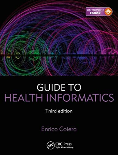 9781444170498: Guide to Health Informatics, Third Edition