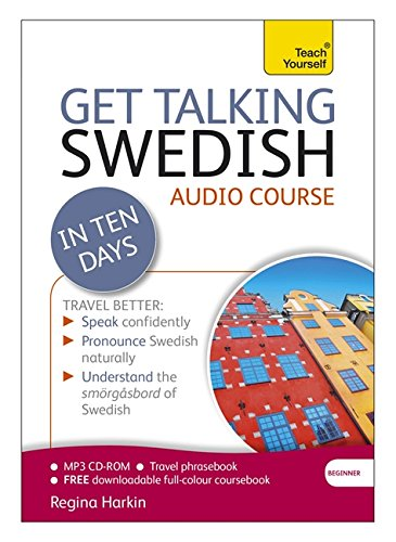 9781444170856: Get Talking Swedish in Ten Days: A Teach Yourself Guide