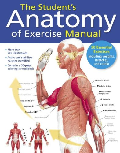 9781444172379: The Student's Anatomy of Exercise Manual