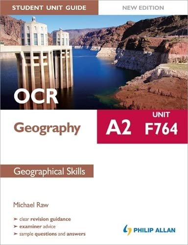 9781444173796: F764 Geographical Skills (Ocr A2 Geography Student Unit Guide)