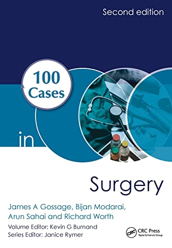 9781444174274: 100 Cases in Surgery, Second Edition