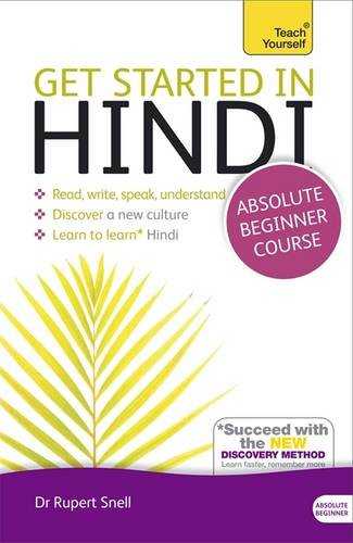 9781444174670: Get Started in Beginner's Hindi: Teach Yourself