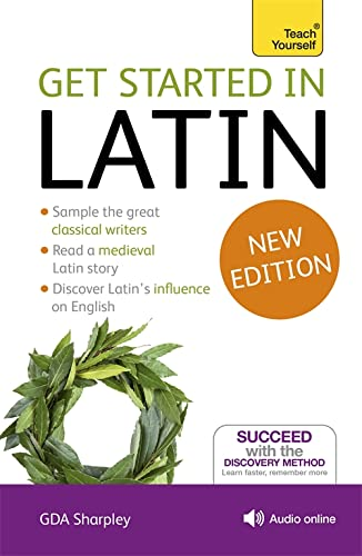9781444174779: Get Started in Latin Absolute Beginner Course: (Book and Audio Support) (Teach Yourself)