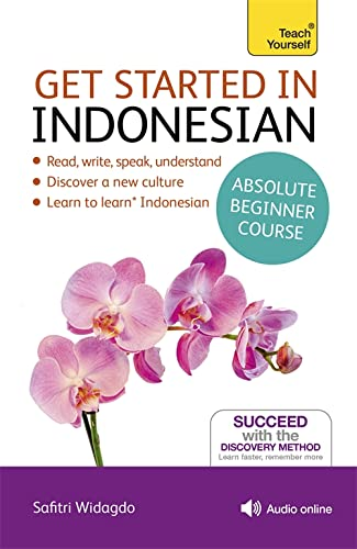 9781444175028: Get Started in Indonesian: Teach Yourself: Book and CD Pack