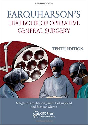 9781444175943: Farquharson's Textbook of Operative General Surgery