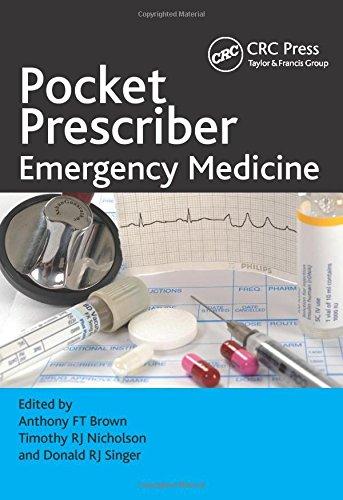 9781444176643: Pocket Prescriber Emergency Medicine