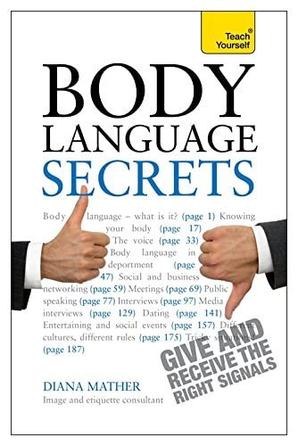 Body Language Secrets: Teach Yourself: Mather, Diana