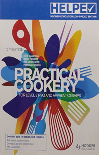 9781444176827: Practical Cookery: For Level 2 Nvq and Apprenticeships