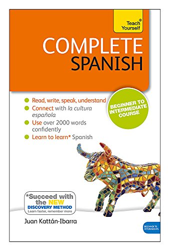 9781444177213: Complete Spanish: Teach Yourself (Teach Yourself Complete)