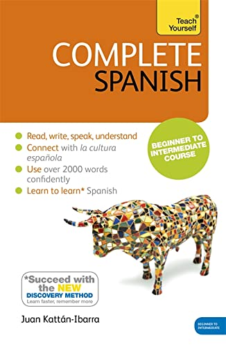 9781444177213: Complete Spanish (Learn Spanish with Teach Yourself)